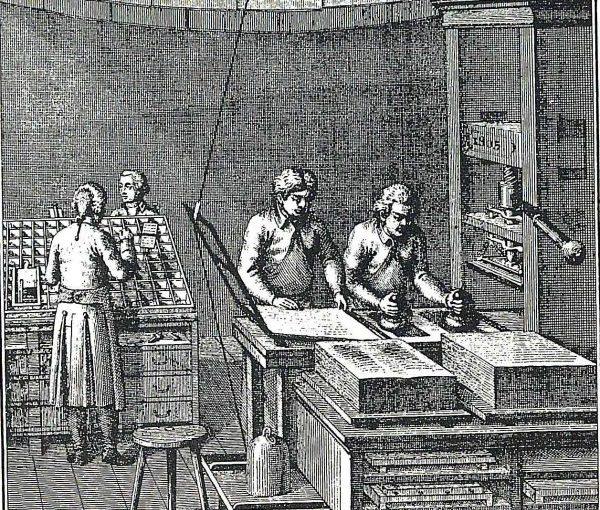 Mesa Impresos eImpresores