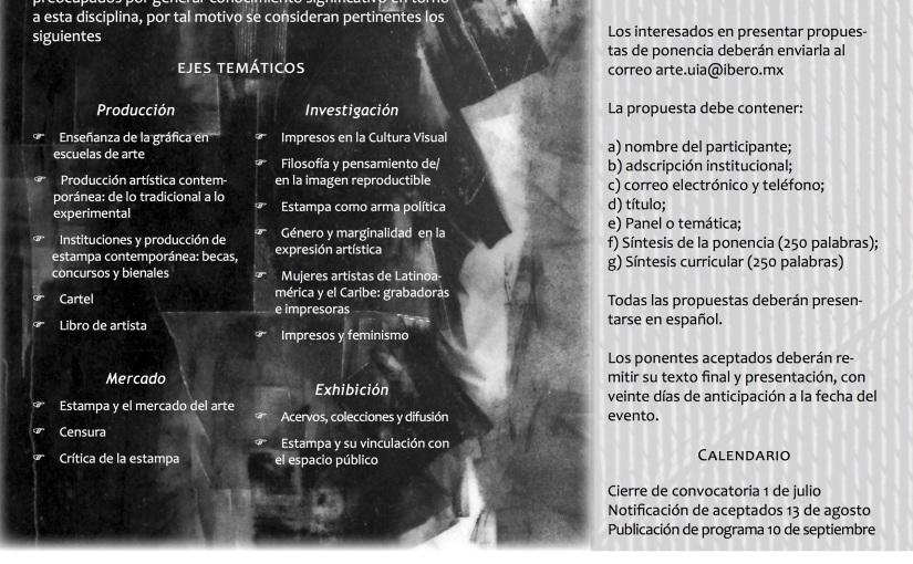 1er Encuentro Internacional de Estampa de América Latina y elCaribe